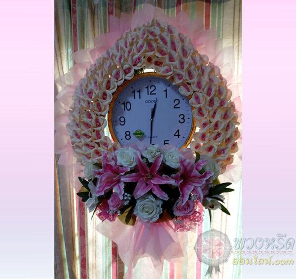 พวงหรีดนาฬิกา-2000-framed-3